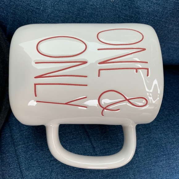 Rae Dunn Valentines One and Only Mug